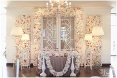 Wedding Head Table | Ajur Wedding Agency