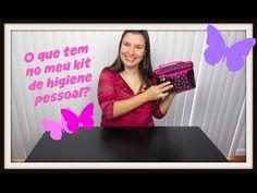 Kalinka Carvalho- Blog - Meu kit de higiene pessoal: