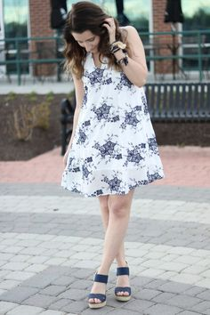 Almost Home Dress || The Mint Julep Boutique