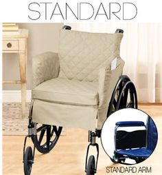Standard Wheelchair Covers You can make this!