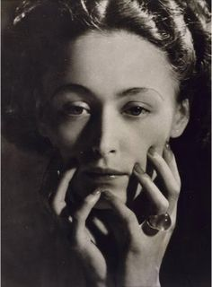 "Dora Maar. Lover and muse to Pablo Picasso. His ""weeping woman."" Painter. Poet. Photographer."