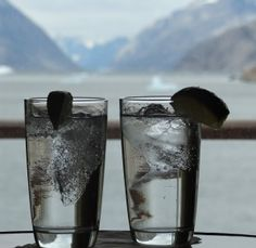 Vodka ice #luxury #travel #vodka