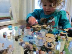Reggio activities for toddlers rocks and minerals An Everyday Story Exploring Rocks and Minerals