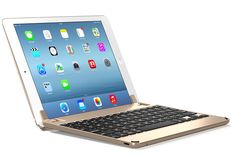The BrydgeAir iPad Keyboard Case Unveiled For Latest iPad Air 2 - The BrydgeAir offers backlit keys and connects to the iPad Air using low-energy Bluetooth 4.0 connectivity as well as also providing extra stereo speakers to enhance the audio from your tablet even further. | Geeky Gadgets