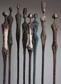Organic Sculpture, Sculpture Art, Sculptures, Art Decor, Decoration, Contemporary Sculpture, Land Art, Art Techniques, Wood Wall Art