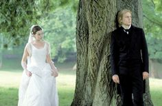 Anne Hathaway (Madeline Bray) & Charlie Hunnam (Nicholas Nickleby) - Nicholas Nickleby directed by Douglas McGrath Novel by Charles Dickens Charlie Hunnam, Mia Wasikowska, Guy Ritchie, Movie Costumes, Cool Costumes, Period Costumes, Olivia Wilde, Anne Hathaway, Jessica Chastain