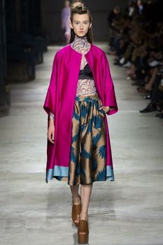 Dries Van Noten Spring/Summer 2016 Ready-To-Wear | British Vogue