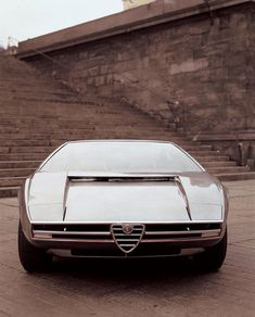 1969 Alfa Romeo Iguana. @Deidra Brocké Wallace