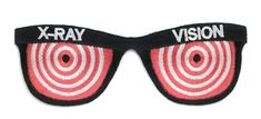 X-Ray Specs Patch