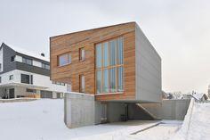 Casa en Groharjevo – 3biro (Groharjevo, Eslovenia) #architecture