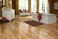 Natural Birch - one of the mainstays in the home flooring industry!