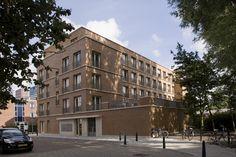 Jongerenhuisvesting Schenkweg Den Haag - alle projecten - projecten - de Architect