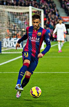 Neymar Barcelona, Barcelona Soccer, Football Neymar, Messi Soccer, Nike Soccer, Soccer Cleats, Solo Soccer, Ronaldo Soccer, Neymar Brazil