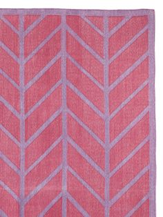 Feather Hand-Woven Rug from Serena