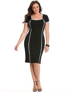 Plus size dressy dresses Plus Size Dressy Dresses, Plus Size Outfits, Dresses For Work, Plus Size Fashion For Women, Plus Size Women, Modelos Plus Size, Look Fashion, Dress Outfits, Women's Dresses