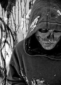 Rick Genest / zombie boy / tattoos