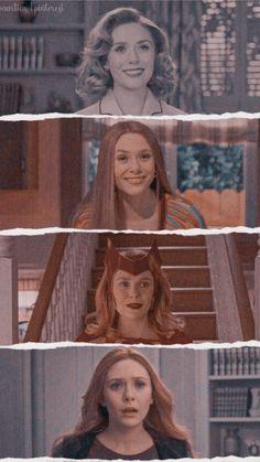 Wanda Marvel, Marvel Women, Marvel Series, Marvel Avengers, Marvel Comics, Scarlet Witch Marvel, Elizabeth Olsen Scarlet Witch, Marvel Photo, Wanda And Vision