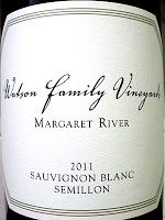 Australian Wine Journal: Sauvignon Blanc