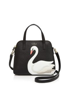 kate spade new york Small Maise On Pointe Swan Satchel