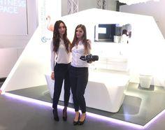 Ideal Standard hostesses - Milan Design Week