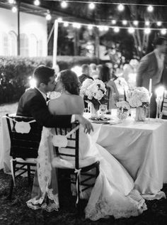 romantic Key West wedding at The Ernest Hemingway Home / photo by melaniegabrielle.com