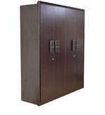 Buy Choco Four Door Wardrobe in Wenge by HomeTown by HomeTown online from Pepperfry. ✓Exclusive Offers ✓Free Shipping ✓EMI Available