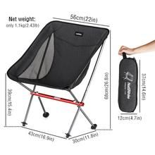 Naturehike Lightweight Portable Foldable Beach Chair Fold Up Fishing Picnic Chair Heavy Duty Outdoor Folding Camping Chair Seat Folding Camping Chairs Picnic Chairs Beach Chairs