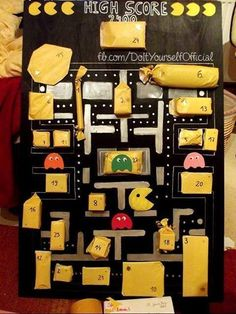 Pacman Adventskalender