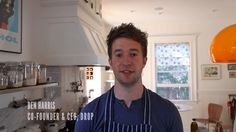 Drop - Baking Made Easy.. A brief introduction and baking demo by Drop co-founder & CEO, Ben Harris. Drop, the iPad connection kitchen scale...