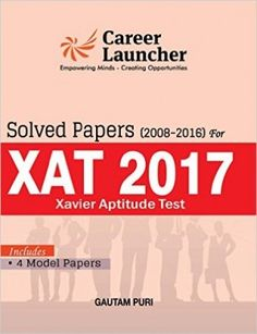 Solved Papers 2008-2016 for XAT 2017