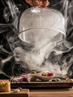Smoked sushimi by chef BK at Juno Sushi, Chicago. © Anthony Tahlier - See more at: http://theartofplating.com/editorial/photographer-anthony-tahlier/#sthash.59dt8dtw.dpuf