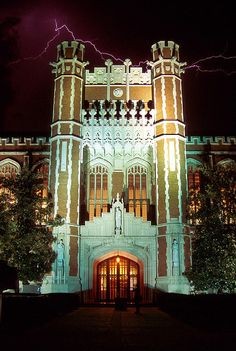 University of Oklahoma Lightning