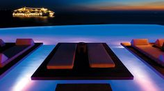 15 Epic Infinity Pools - the one with the cruise ship in the background is my favorite!