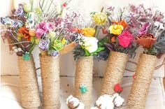Decoratiuni florale - EcoVintage by Aura Straw Bag, Burlap, Reusable Tote Bags, Store, Floral, Hessian Fabric, Storage, Florals, Business