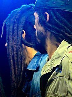 The Marleys - Julian & Damian Marley