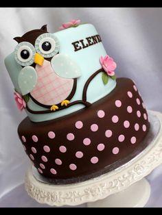 Uggle tårta