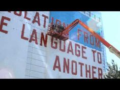 Lawrence Weiner Timelapse Artists, Youtube, Youtubers, Artist, Youtube Movies