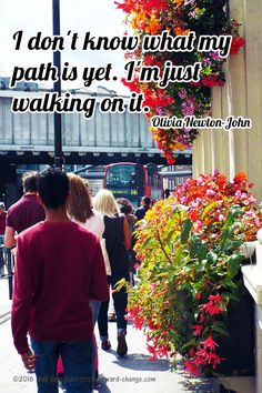 Trusting in my tour guide-God.  Finding your #life #path