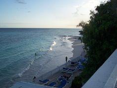 Butterfly beach southern coast Barbados, Barbados