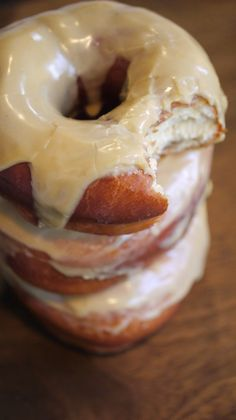 G Bakes!: Happy Mother's Day: Maple Donuts