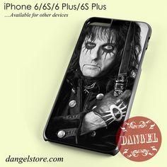 Alice Cooper Handing Knife Phone case for iPhone 6/6s/6 Plus/6S plus