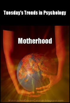 1st installment of summary of research from around the world on perceptions of motherhood from Museum of Motherhood Conference in NYC last week,