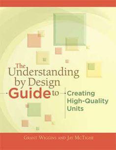 Module A. The Big Ideas of UbD