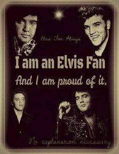 "AAAAAAAMEN❤! The ""KING OF ROCK N ROLL""⭐TCB⚡!!!cf."