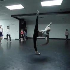 Ballet Dance Videos, Dance Tips, Dance Choreography Videos, Ballet Dancers, Jazz Dance, Dance Art, Dance Music, Contemporary Dance, Modern Dance