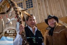 Reject and Protect: Cowboy and Indian Alliance to Set Up Camp in D.C. April 22-27. #Keystone XL Pipeline