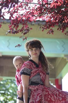 #artipoppe Made in China, Jin #babywearing #wovenwraps