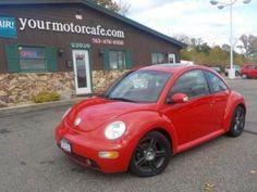 2005 Volkswagen New Beetle, 98,850 miles, $4,970.