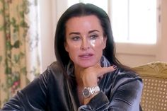 Kyle Richards Lets Us in on Her Undereye De-Puffing Trick from Provence — Bravo Skin Care Regimen, Skin Care Tips, Bikini And Wedges, Real Housewives Quotes, Beverly Hills Makeup, Classic French Manicure, Kyle Richards, Roche Posay, Peter Thomas Roth