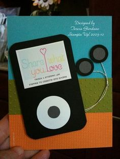 COQUETERIAS MANUALES: PUNCH ART IPOD